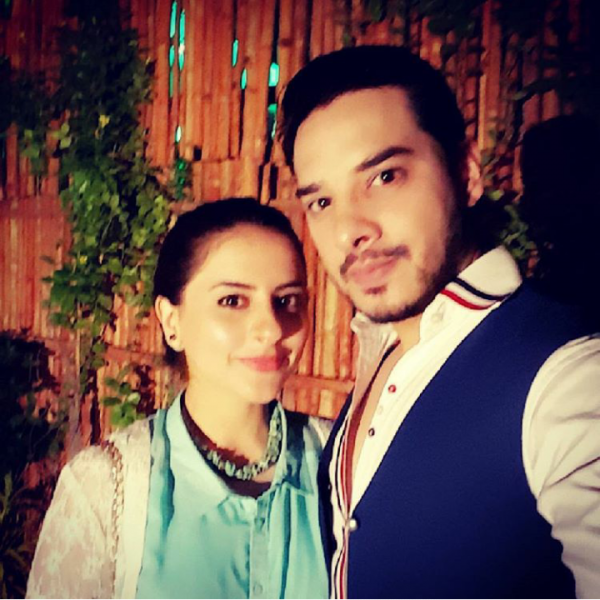 Pictures of Pakistani Celebrities on 2nd day of Eid (1)