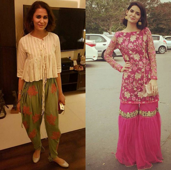 Pictures of Pakistani Celebrities on 2nd day of Eid (11)