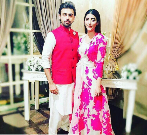 Pictures of Pakistani Celebrities on 2nd day of Eid (13)