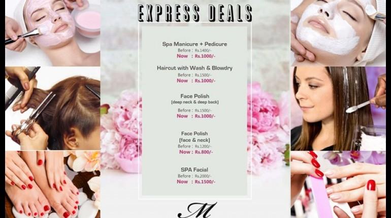 See Ramzan Discount 2016 in Famous Beauty Salons of Pakistan