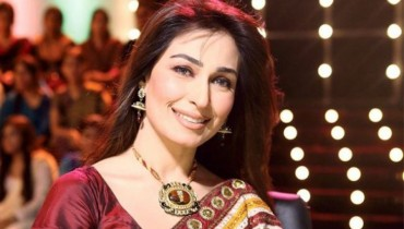 See Reema is making come back on PTV