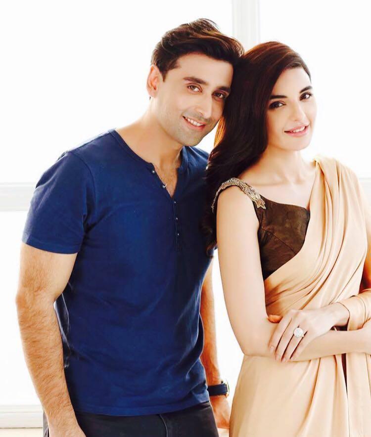Sadia Khan And Sami Khan S Recent Photoshoot