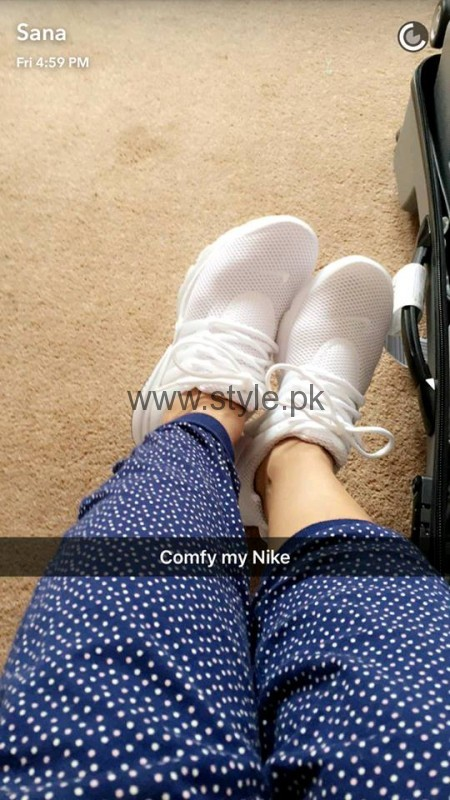Sana Fakhar's pictures from London's tour (7)