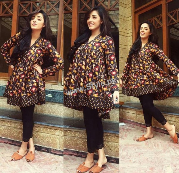 Sanam Chauhdry's Style has no Match (2)