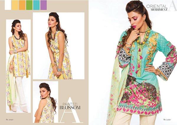 Sapphire Eid Dresses 2016 For Women006