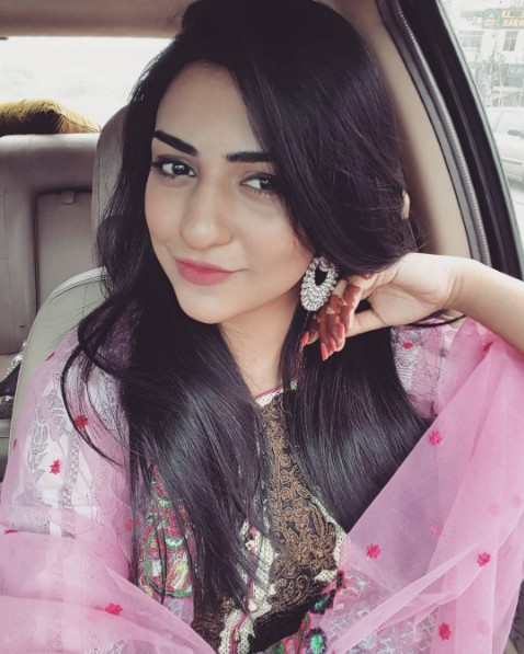 Sara Khan On Eid 2016
