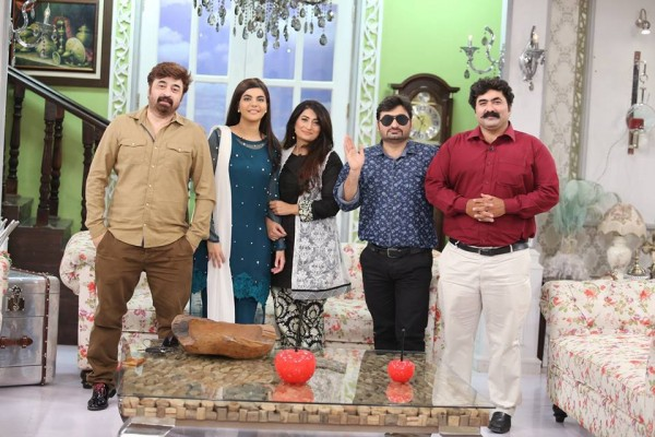 See The Nawaz Siblings in Good Morning Pakistan