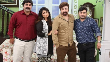 The Nawaz Siblings in Good Morning Pakistan (5)