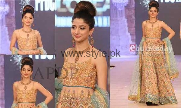 Which Pakistani Actresses Looks Beautiful In Buns004