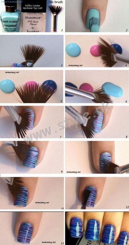 amazing nail art 2016 tutorials 03