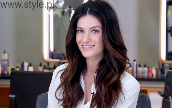5 Different Hair Blow dry styles (9)
