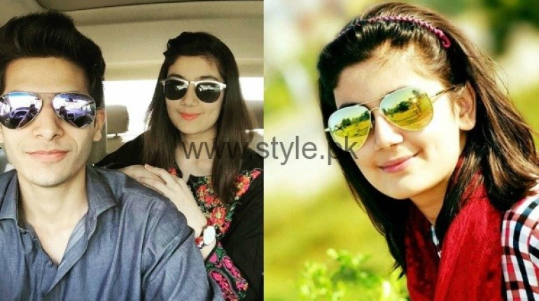 Aaima Mushtaq and Inse Yazdan