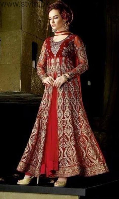 Anarkali Wedding Dresses 14 Marvelous  After Wedding dresses