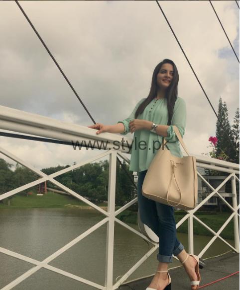 Aiman Khan and Minal Khan are enjoying in Thailand (6)