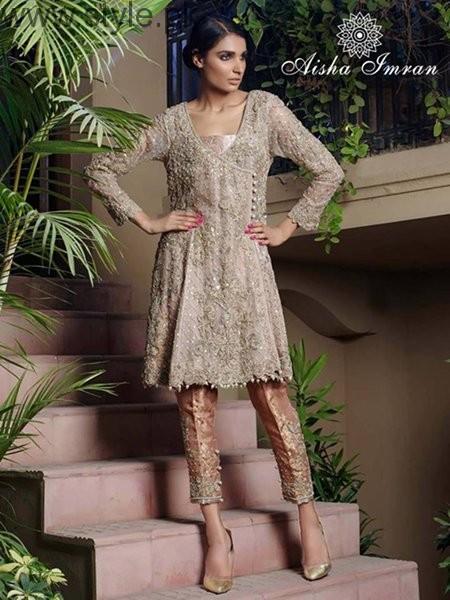 Aisha Imran Formal Dresses 2016 For Women006