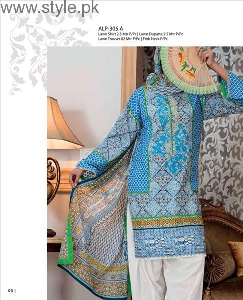 Almirah Midsummer Dresses 2016 Vol III008