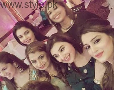 Amber Khan Daughter Wedding