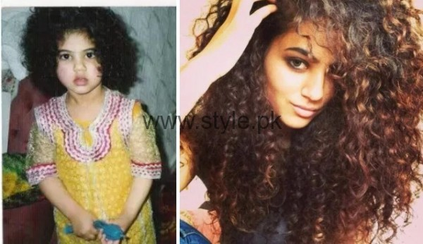 Annie Khalid Childhood