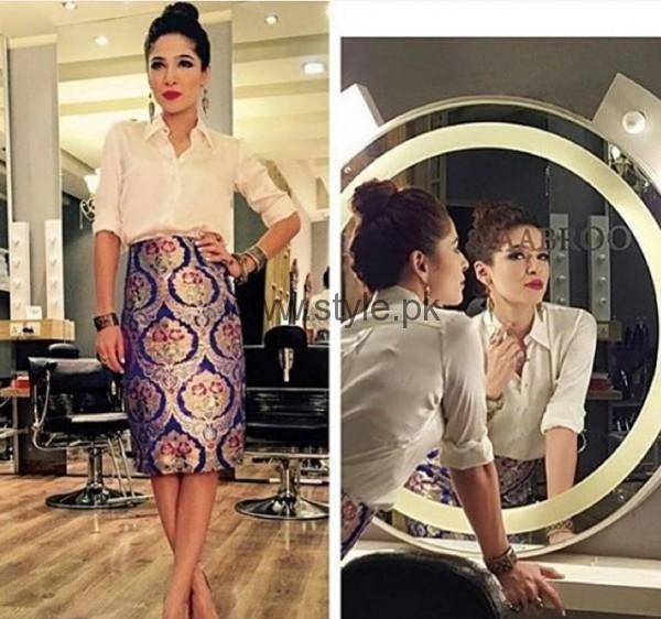 Ayesha Omer Hot Fashion