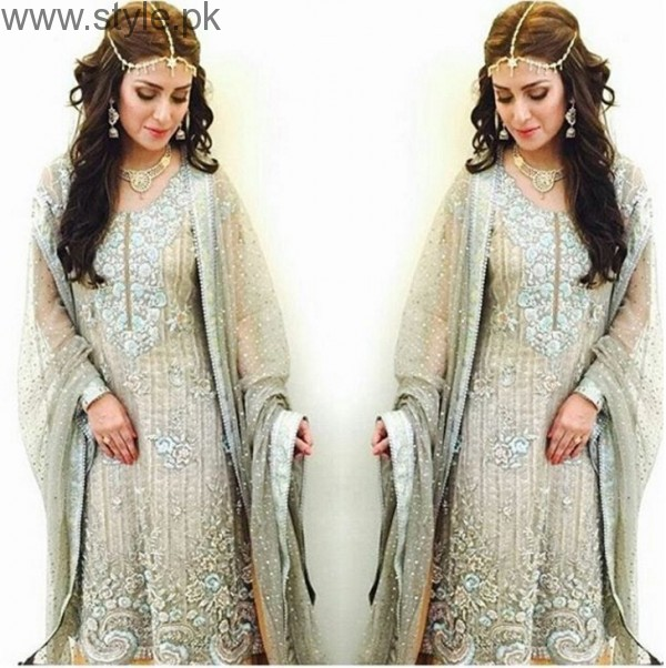 Ayeza Khan Bridal Photo