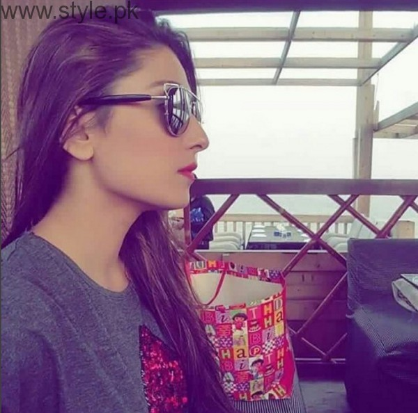 Ayeza Khan In Sunglasses