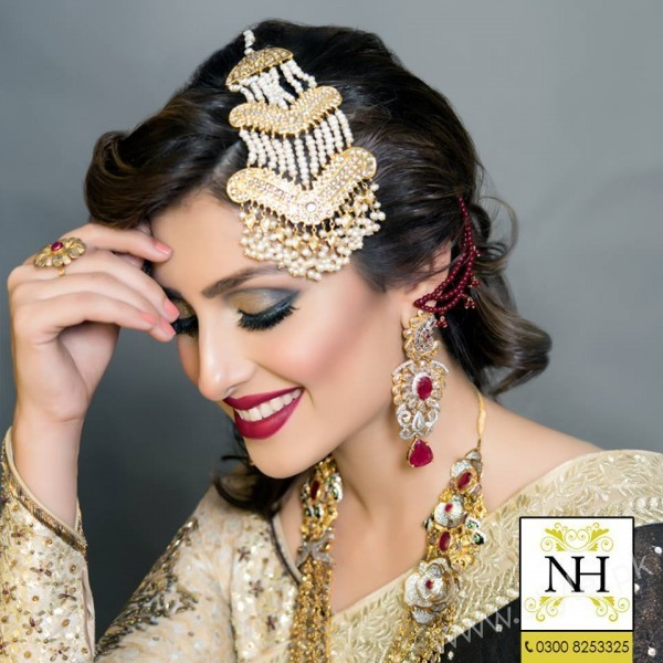 Bridal Makeup Ideas Photoshoot Ayeza Khan