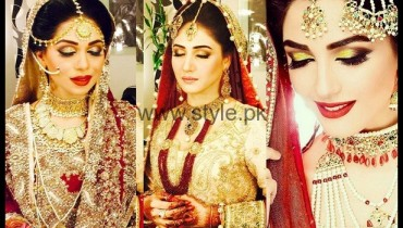 See Bridal Makeup ideas for Wedding Day