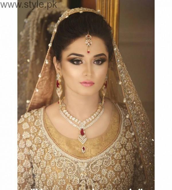 Bridal Walima Makeup Ideas (10)