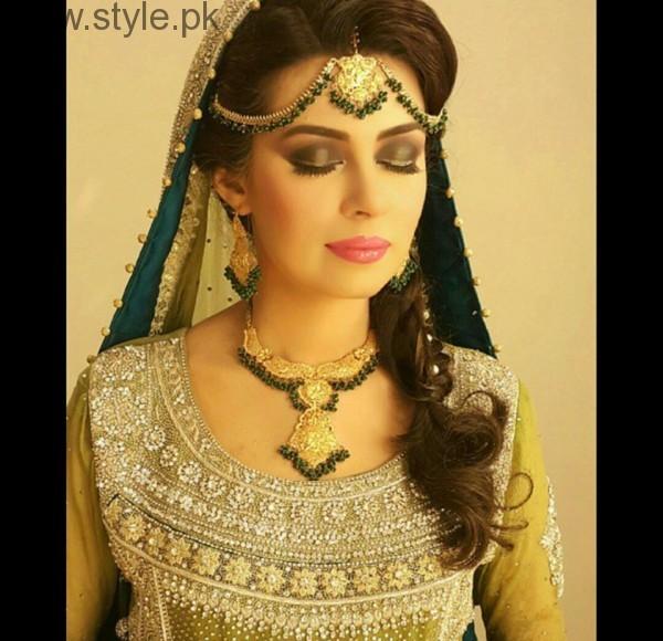 Bridal Walima Makeup Ideas (11)