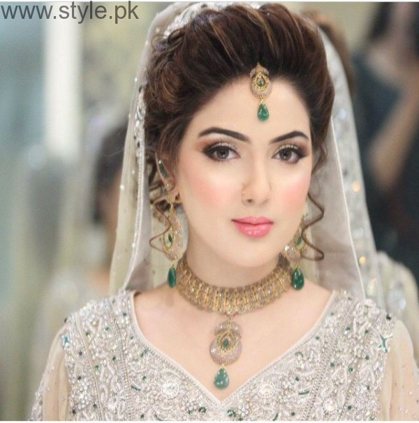 Bridal Walima Makeup Ideas 2017