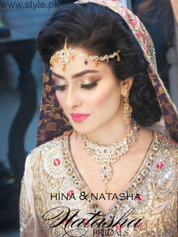 Bridal Walima Makeup Ideas (2)