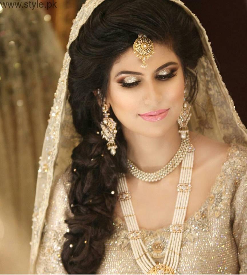 bridal walima makeup ideas (22)