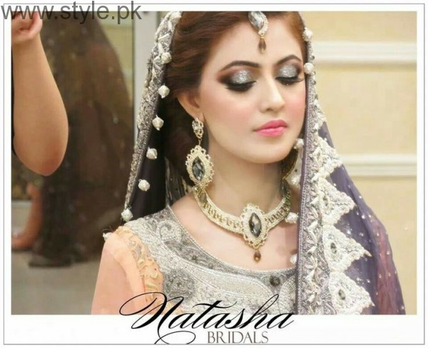 Bridal Walima Makeup Ideas 2017 - Al-Nishat - The One Stop ...