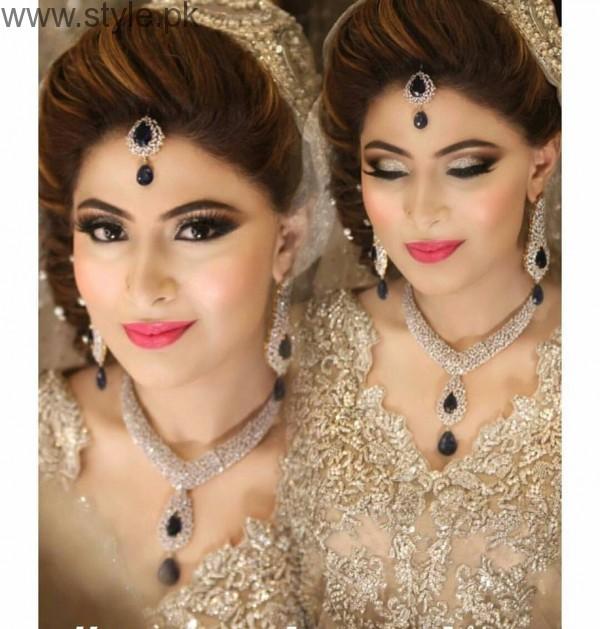 Bridal Walima Makeup Ideas (4)