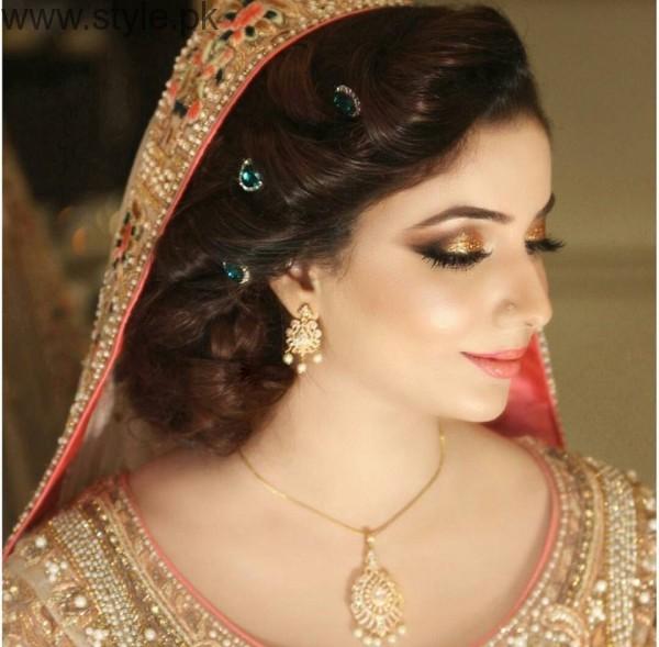 Bridal Walima Makeup Ideas (7)