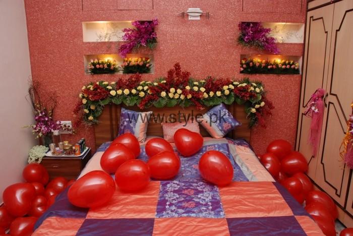 Bridal Wedding Room Decoration Ideas 2016 14