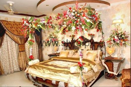 Bridal wedding room decoration ideas 2016 bridal wedding room decoration ideas 2016 6 junglespirit Image collections