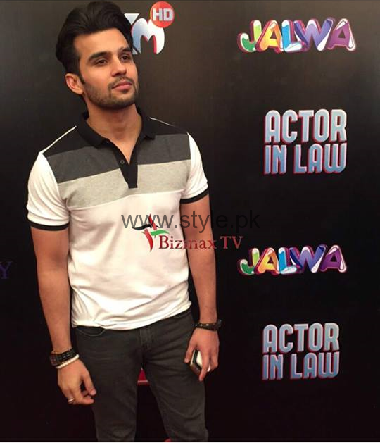 Celebrities at the Music Launch of Actor in Law (6)
