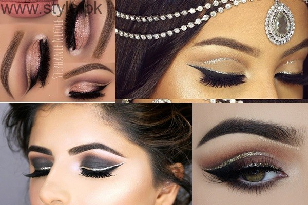 See Colorful Eyeliner trends 2016 in Pakistan
