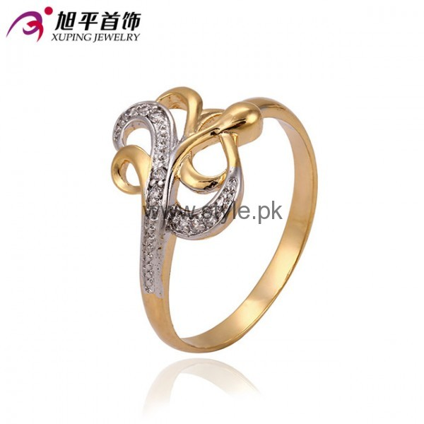 Engagement Gold Rings 2016 for Girls (10)