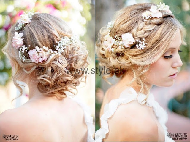Most Beautiful Engagement Hairstyles - Hairstyle for engagement girl