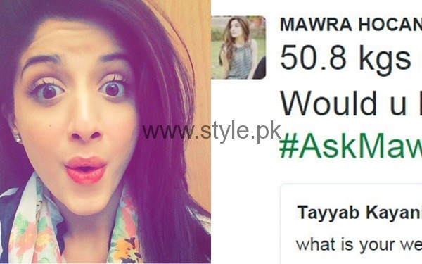 See Fans asked strange Questions from Mawra Hocane in #AskMawra Session