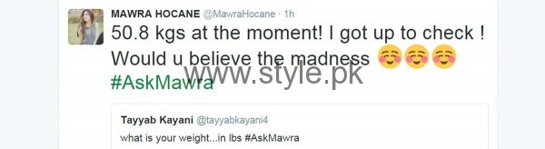 Fans asked strange Questions from Mawra Hocane in #AskMawra Session (17)