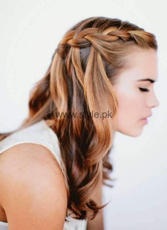 Hairstyle is very important part of your whole look. So, choose it carefully (9)