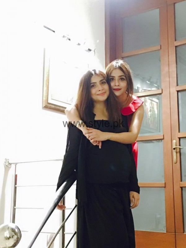 Humaima Malick arranged Baby Shower for Dua Malik (4)