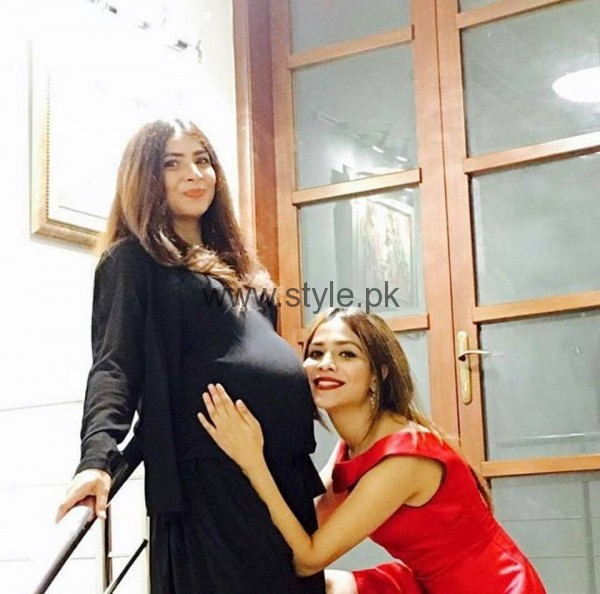 Humaima Malick arranged Baby Shower for Dua Malik (9)
