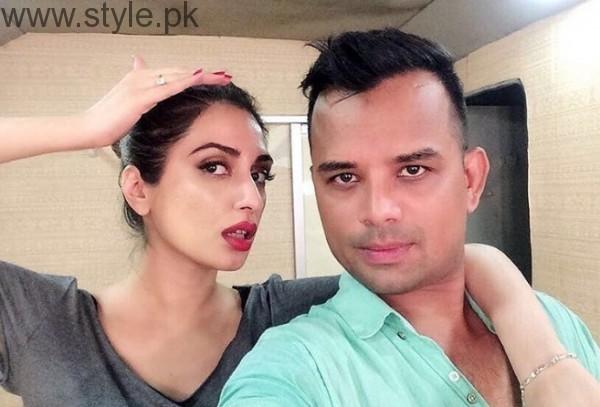Iman Ali Makeup Artist