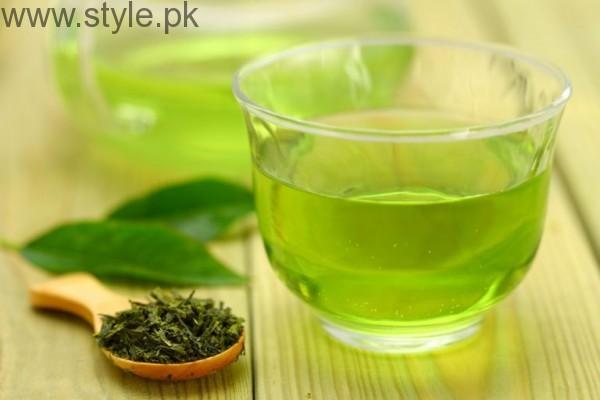 Green Tea for Beauty