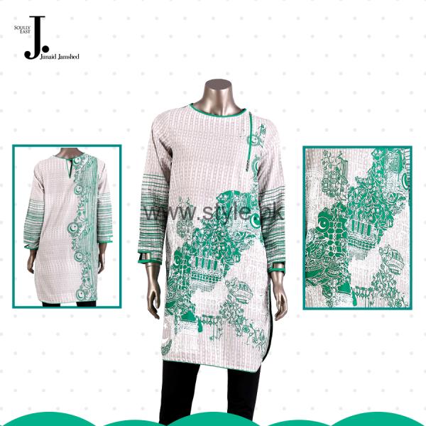Junaid Jamshed Independence Day Dresses 2016 For Women001