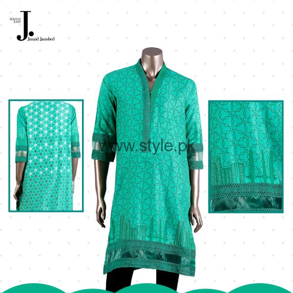Junaid Jamshed Independence Day Dresses 2016 For Women003